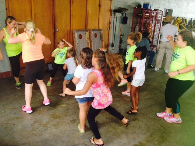 Fusion Fitness kids activities and fitness