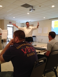 TEVFD gets management and leadership training